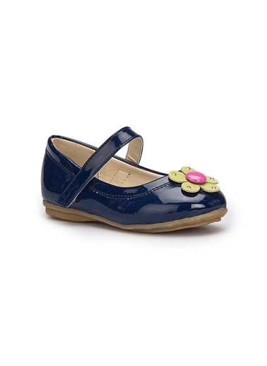 Pink Step Babet Lacivert